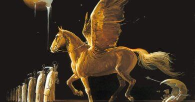 Коронавирус – это бледный конь Апокалипсиса, который возьмёт свою жатву