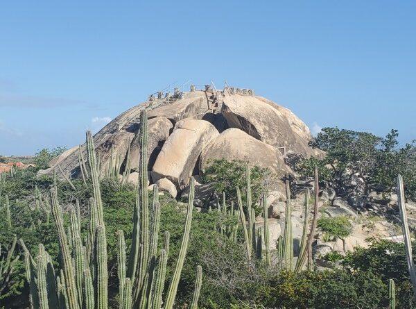 """<div>Еще один интересный  """"скальный комплекс"""" на острове Аруба.</div>"""