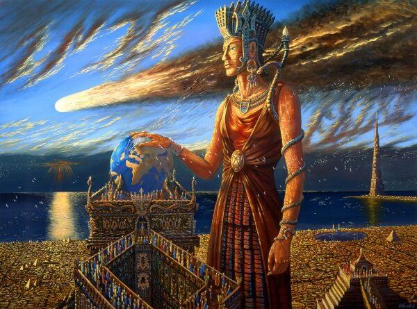 """<div>Как начались """"войны богов"""" в древности?</div>"""